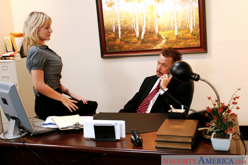 Naughty Office - Velicity Von &