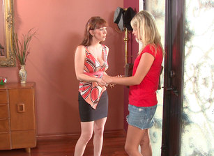 Web Exclusive 510 Heather Starlet & RayVeness Scène 7