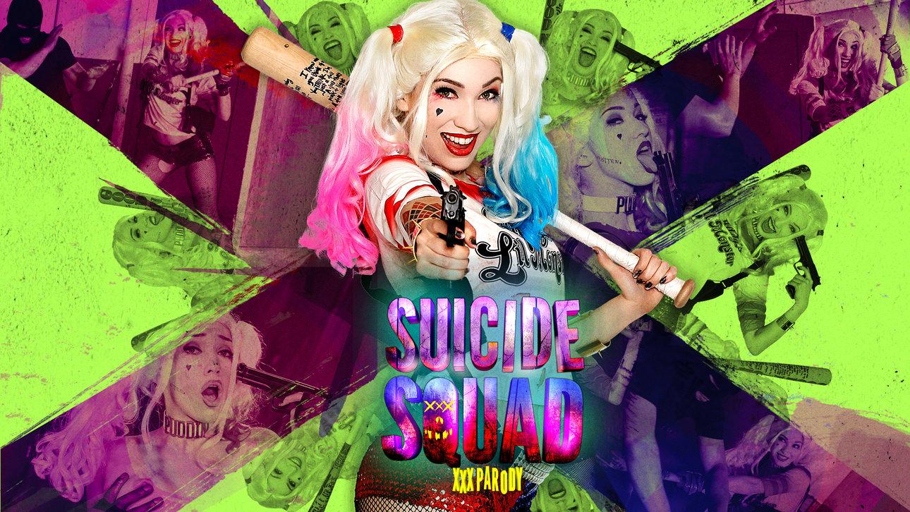 Suicide Squad: XXX Parody