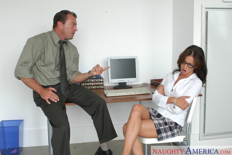 Naughty Office - Tory Lane & Ran