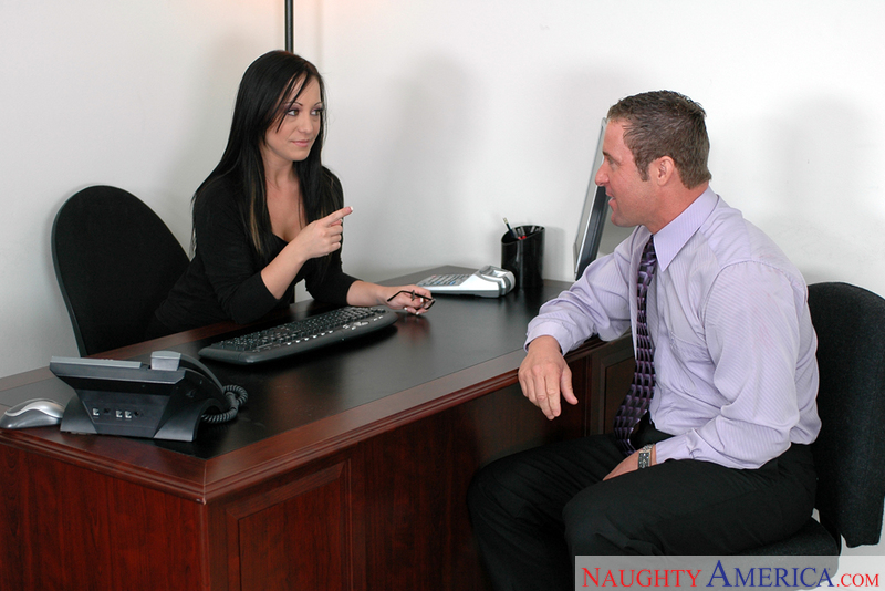 Naughty Office - Kylee King & Ja