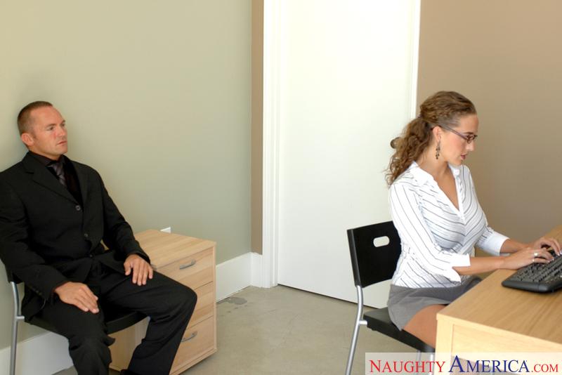 Naughty Office - Arianna Alyse &