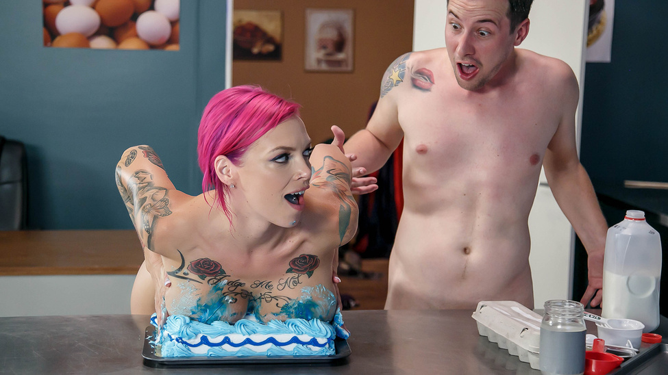 Let's Bake A Titty Cake Scena 1