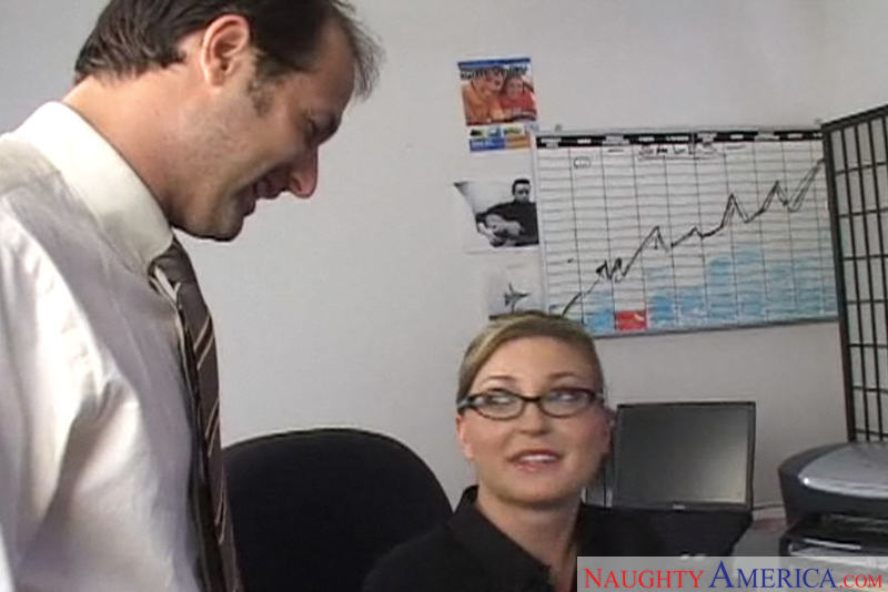 Naughty Office - Avy Scott