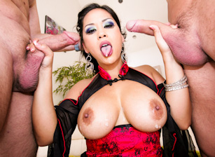 Asian Fuck Faces  #02 Scena 1