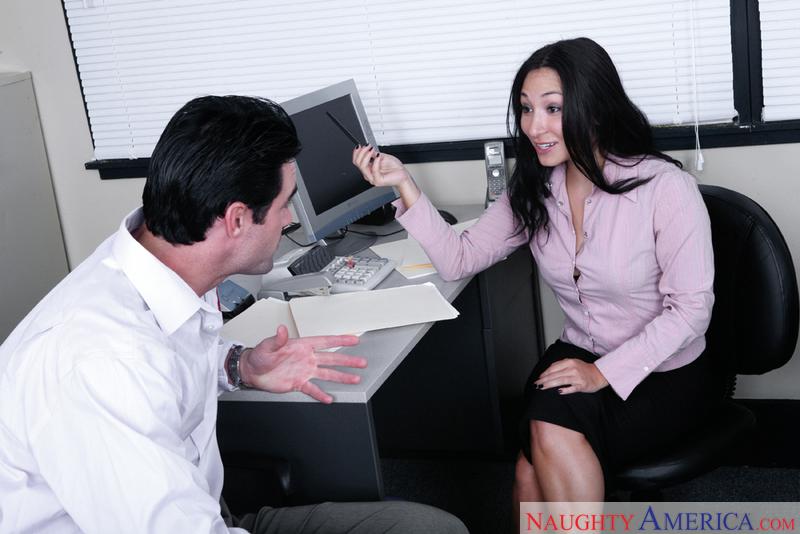 Naughty Office - Roxy Jezel & Ch