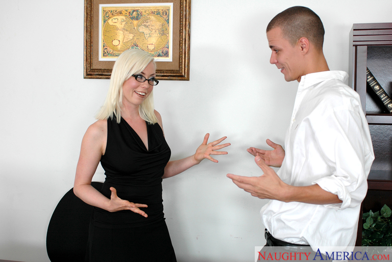 Naughty Office - Lorelei Lee & J