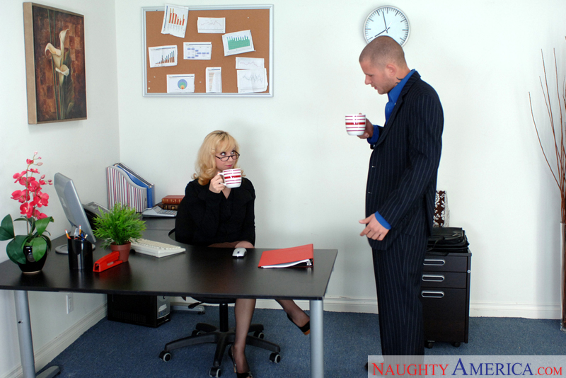 Naughty Office - Pinky Lee & Sco