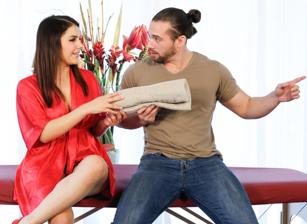 Teasing Massage Scène 1