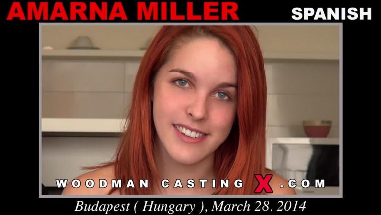 Amarna Miller casting