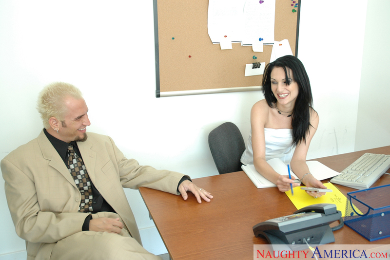 Naughty Office - Victoria Sin