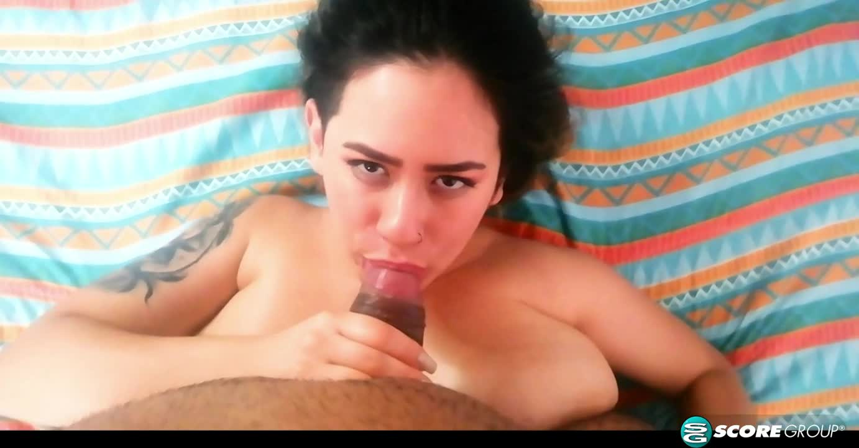 Tit-fucked & Sucked by Sofia San