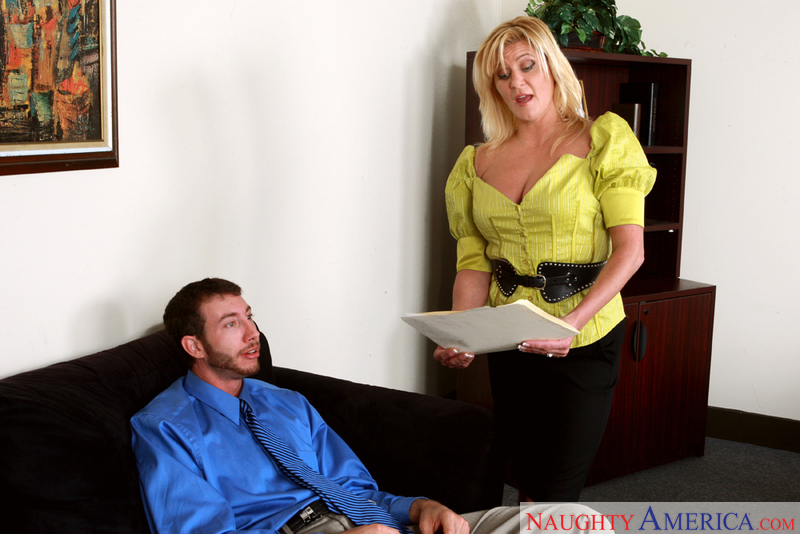 Naughty Office - Ginger Lynn & J