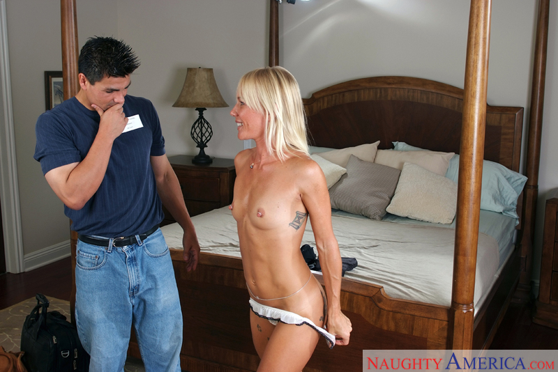 Seduced By A Cougar - Caresse &