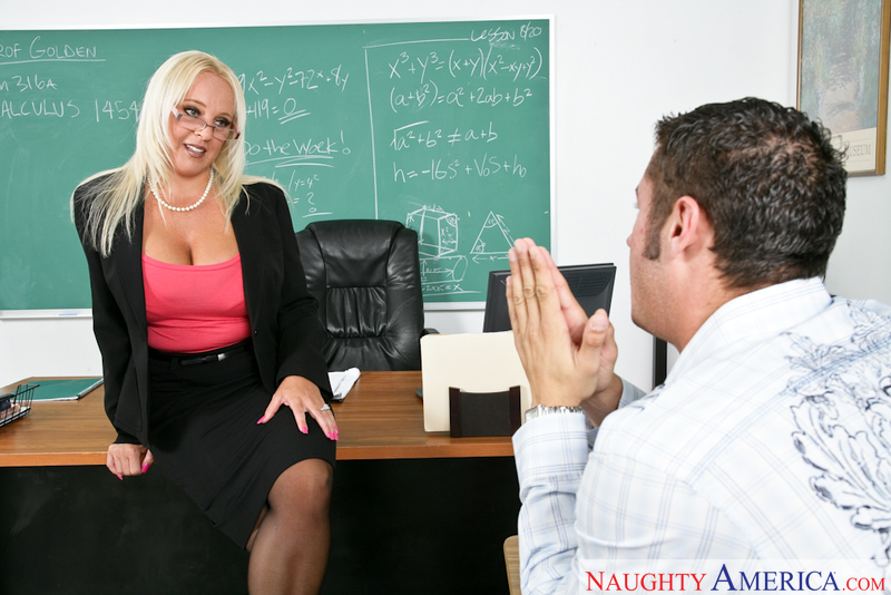 My First Sex Teacher - Alexis Go