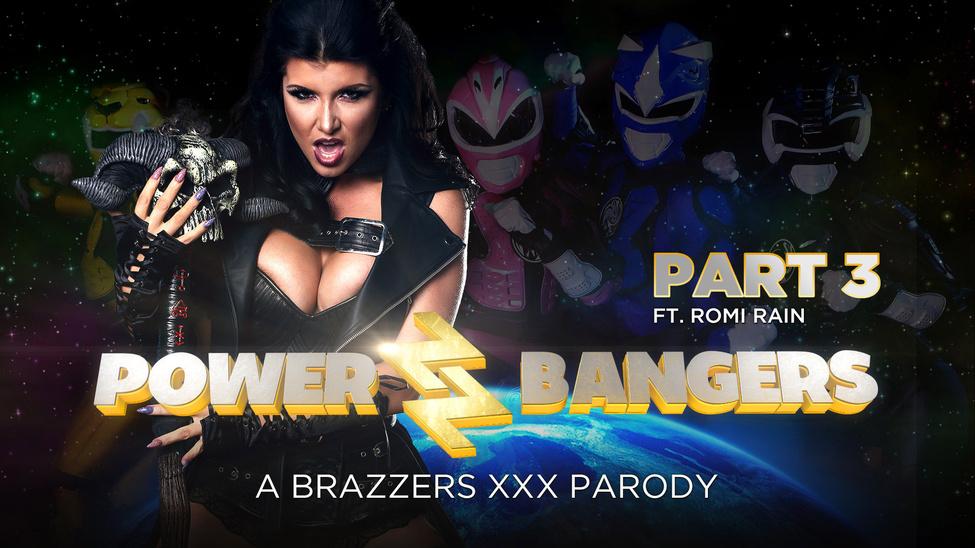Power Bangers: A XXX Parody Part