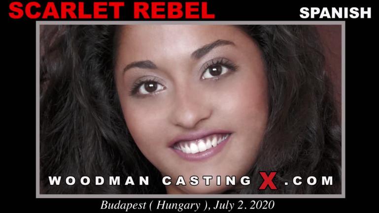 Scarlet Rebel casting
