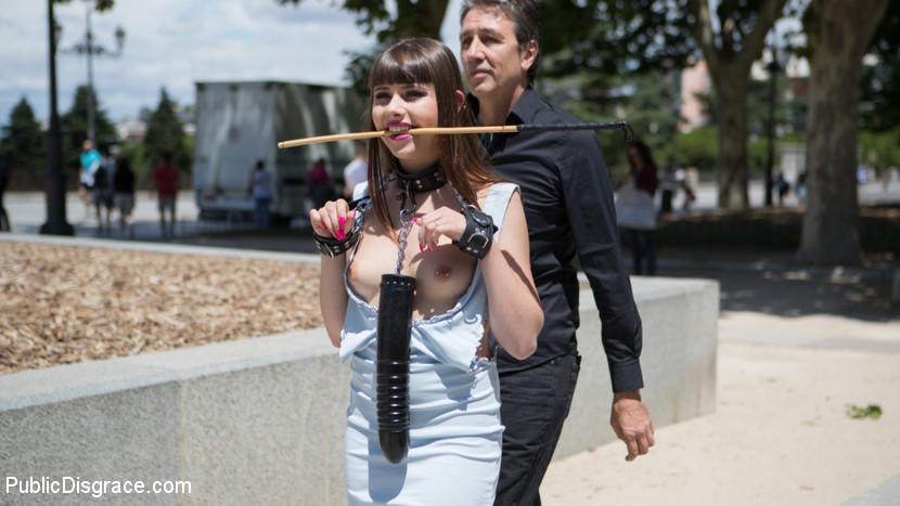 Petite Parisian Luna Rival Gets