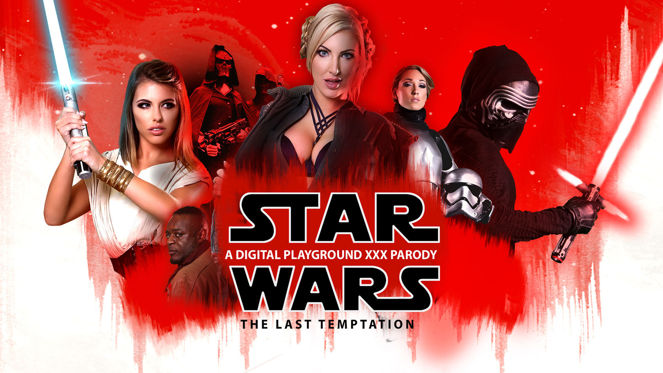 Star Wars: The Last Temptation A DP XXX Parody Scène 1