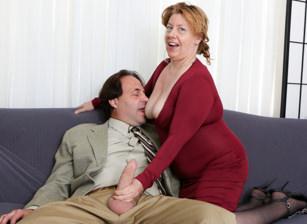 Horny Grannies Love To Fuck #12 Scène 3