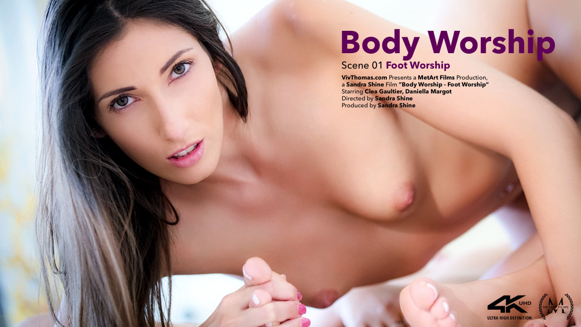 Body Worship Episode 1 - Foot Wo