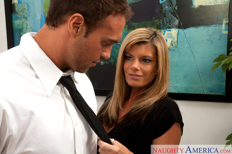 Naughty Office - Kristal Summers