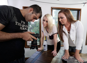 Squirting Stories Volume Two: Mopping Up: BTS Featurette Scena 2