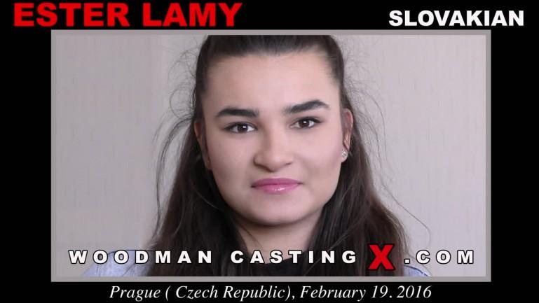 Ester Lamy casting