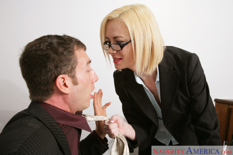 Naughty Office - Camryn Cross &