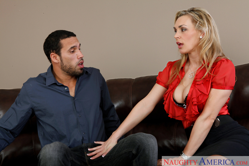 Naughty Office - Tanya Tate & Ka