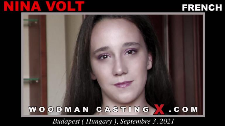 Nina Volt casting