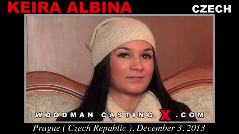 Keira Albina casting