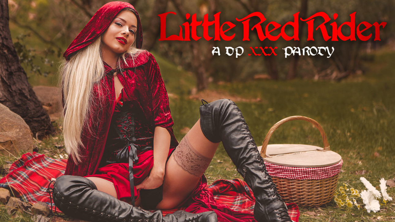 Little Red Rider: A DP XXX Parod