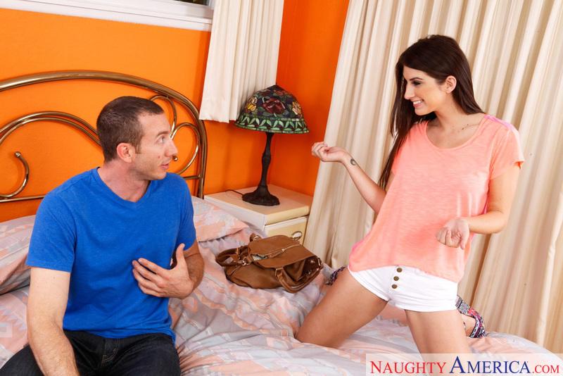 My Dad's Hot Girlfriend - Karina