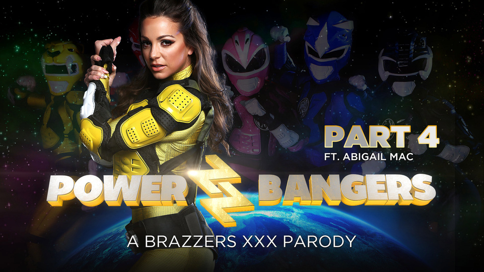 Power Bangers: A XXX Parody Part