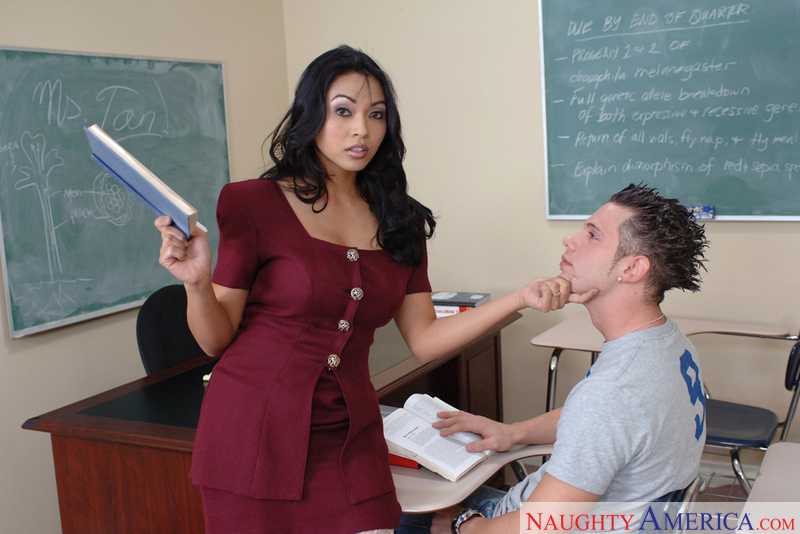 My First Sex Teacher - Mika Tan