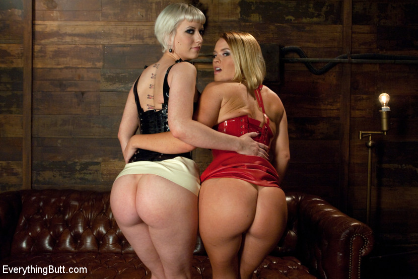 Ass Fetish: Cherry Torn and Kris