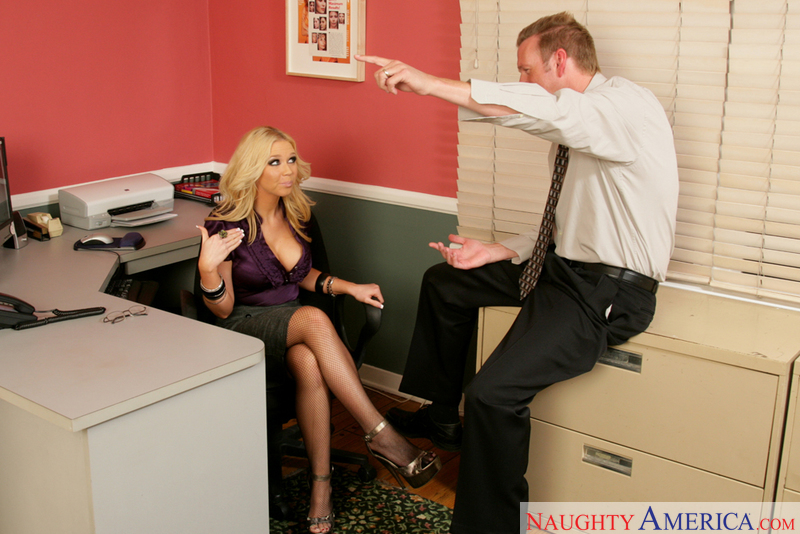 Naughty Office - Dylan Riley & M