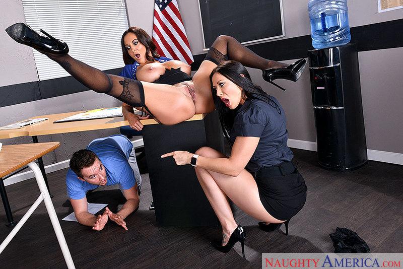 My First Sex Teacher - Ava Addam