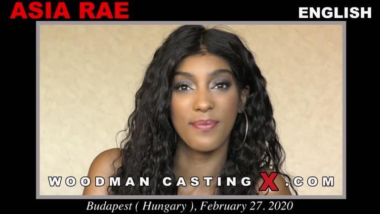 Asia Rae casting