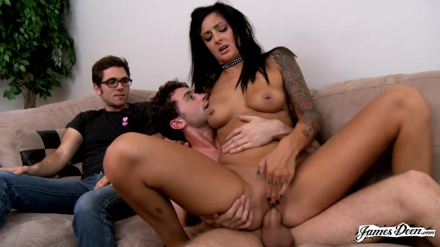 Presley Maddox Fucks James Deen