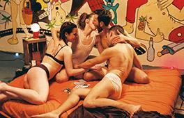 Pansexuals Scène 1