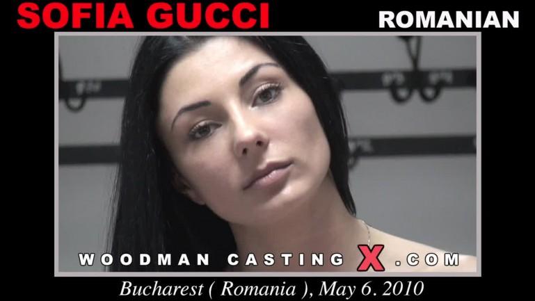 Sofia Gucci casting