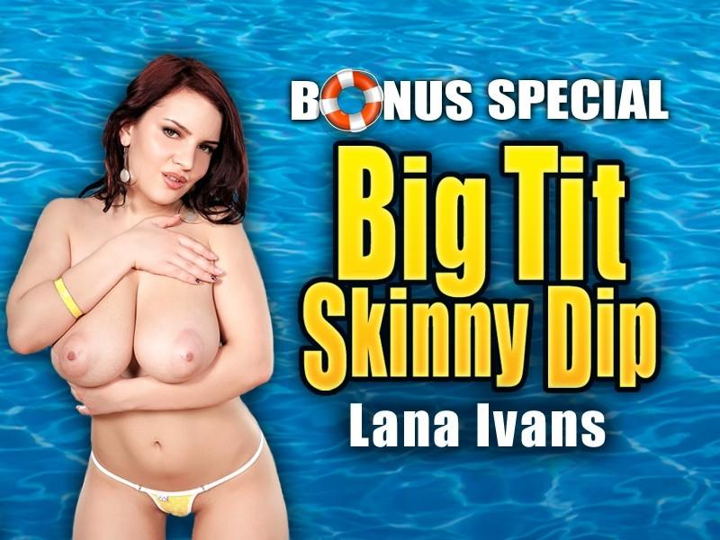 Big Tit Skinny Dip: Valory & Lan