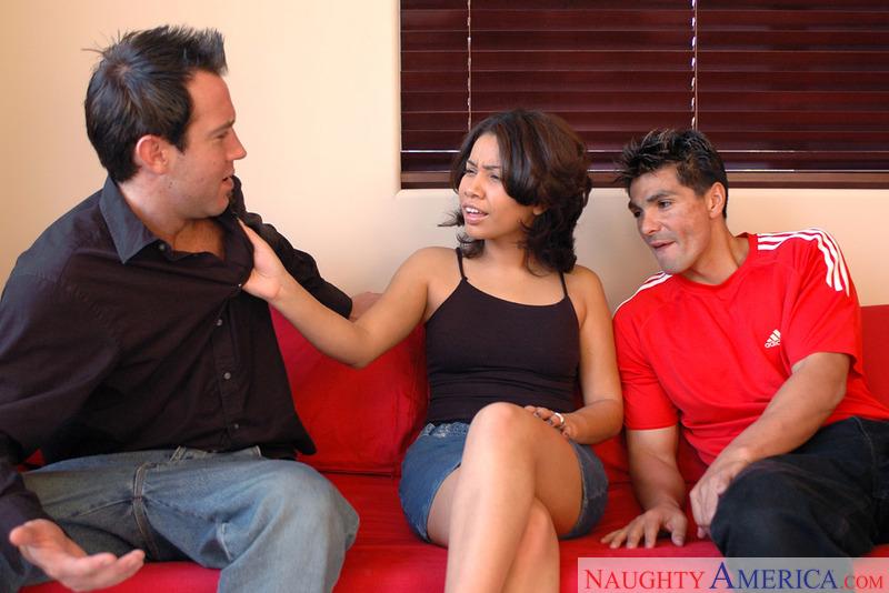 Latin Adultery - Eva Lopez & Ser