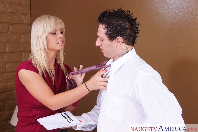 Naughty Office - Tara Lynn Foxx
