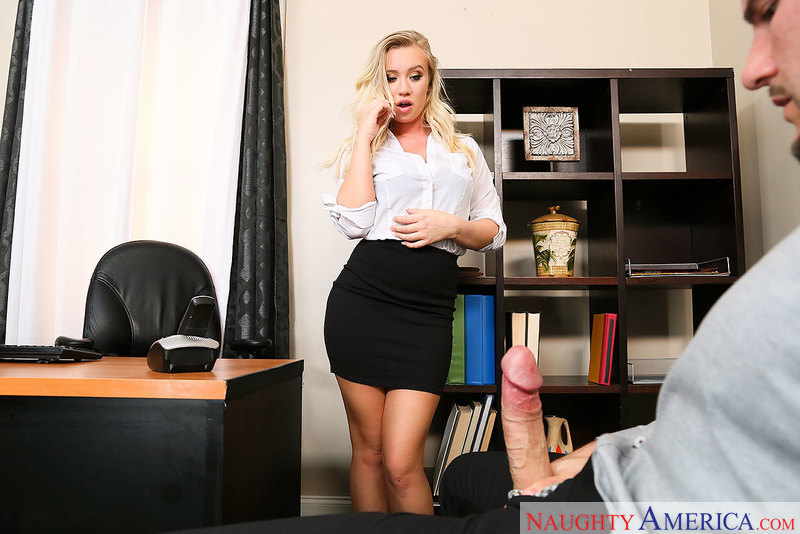 Naughty Office - Bailey Brooke &