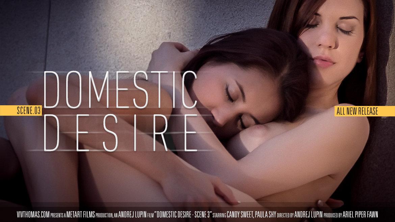 Domestic Desire Scene 3 Scène 1