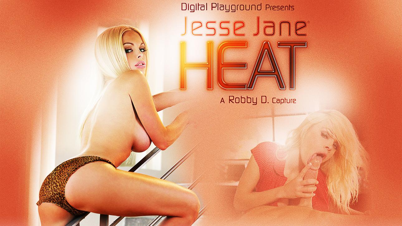 Jesse Jane Heat Scène 1