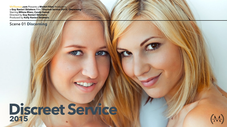 Discreet Service 2015 Episode 1